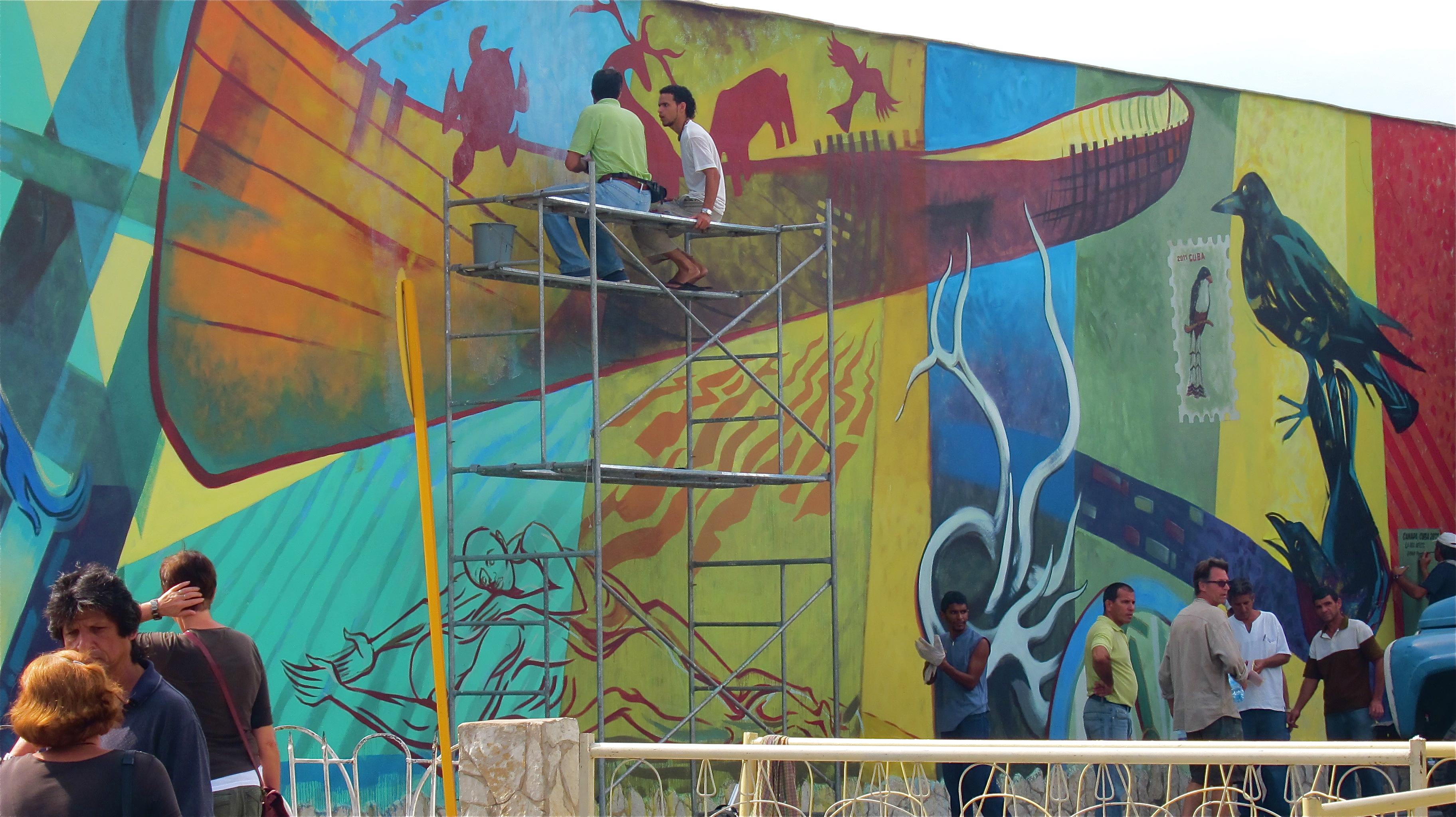 Cuban Modern Artists